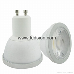 led gu10 ETL SAA SHARP COB 5W Light 500lm Dimmable High CRI