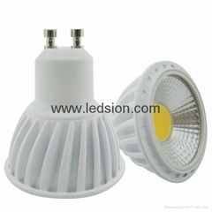 5w gu10 SAA ETL COB LED Light 500lm Dimmable with Competitive Price