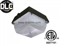 ETL LED CANOPY 100W gas station