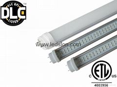 etl LED Tube 18W 1200mm 277V DLC SAA Listed