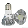 led bulb dimmable par20 etl
