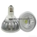 cob PAR30 10w Light Dimmable ETL