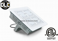 LED Canopy 120W CREE Light Meanwell Driver with ETL DLC LM79 listed