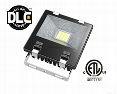 DLC ETL LED FLOOD LIGHT 100W CREE 9000LM