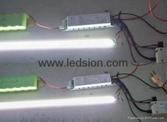 18W 12V Emergency LED Tube NiMH batteries Best Quality,Last 120 minutes
