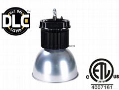 DLC led highbay 150w 90-480V ETL 12000LM  (Hot Product - 1*)