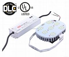 DLC led retrofit kits 5 year warranty 120w Best Manufacturer & Supplier in USA (Hot Product - 1*)