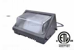 USA,CANADA LED WALL PACK LIGHT 80W MEANWELL DRIVER ETL DLC LISTED (Hot Product - 1*)