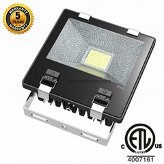 ETL LED FLOOD LIGHT 100W CREE 9000LM