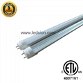 ETL T8 LED Tube 4FT 15W 1900LM