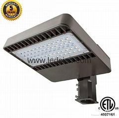 100W LED Shoebox Pole Light ETL Listed