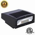 ETL LED commercial wall pack 75w