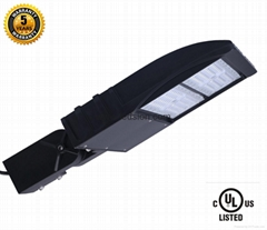 UL 90W  LED shoebox area luminaire light