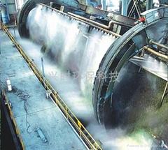 工业厂房加湿降温除尘机组系列