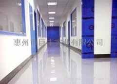惠州环氧树脂地坪