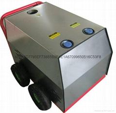 高压冷热水蒸汽清洗机