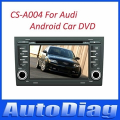 Android Car DVD For AUDI SEAT EXEO With TV/3G/GPS/Radio For SEAT EXEO AUDI 2010-