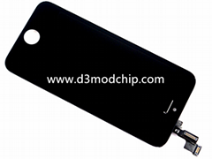 Iphone 5S black /white  LCD + Touch  Intelligent  Digitizer  Screen (Hot Product - 1*)