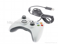 Hot Sell  360 Wired Controller for Microsoft X Box 360 Game Accessories