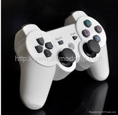 Sony  Wholesales  Bluetooth Controller PS3 Controller  Double Vibrate Controller