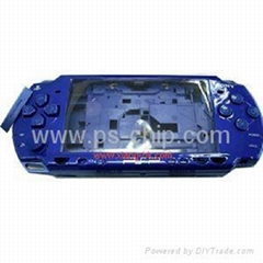 PSP shell & button