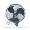 Speed Regulative Oscillating Industrial Exhaust Wall Fan 1