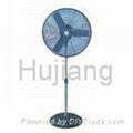 Speed Regulative Oscillating Industrial Exhaust Wall Fan 2