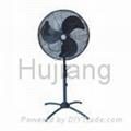 Speed Regulative Oscillating Industrial Exhaust Wall Fan 3