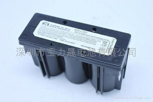 监护仪电池 各种医疗监护仪电池定制 3