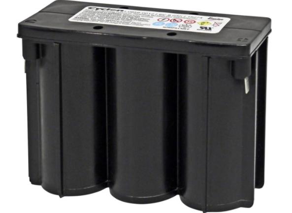 Cyclon卷绕电池 霍克电池 Enersys电池 6V全系列 1