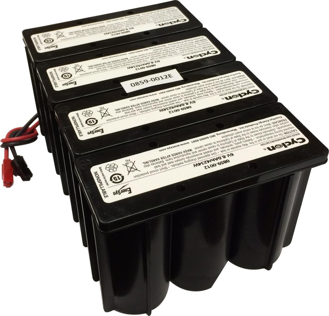Cyclon卷绕电池 霍克电池 Enersys电池 6V全系列 3