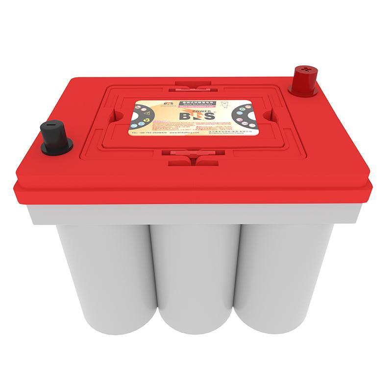 啟動電池 卷繞電池 低溫電池 12V50AH  汽車啟停電池 1