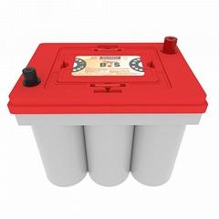 启动电池 卷绕电池 低温电池 12V50AH  汽车启停电池