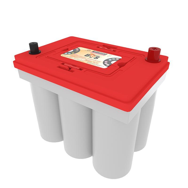 啟動電池 卷繞電池 低溫電池 12V50AH  汽車啟停電池 4