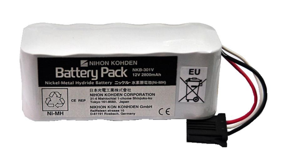 监护仪电池 各种医疗监护仪电池定制 5