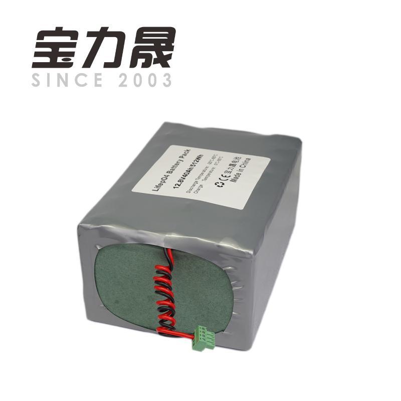 12V40AH高倍率磷酸铁锂电池 1