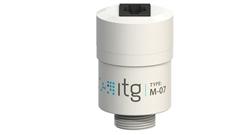 德國ITg全新原裝現貨 M-07  機呼吸機氧電池M07 氧氣傳感器