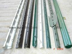 焊接護欄網立柱專業生產廠家