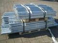 焊接护栏网立柱专业生产厂家