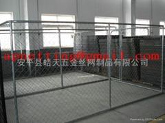 便宜室外用藏獒狗籠寵物籠專業生產廠家