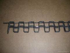 专业生产工业用平板式扁平输送网带