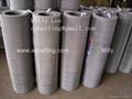 工厂供应304不锈钢编织网 轧