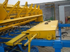 welded wire mesh machine panel fence machine
