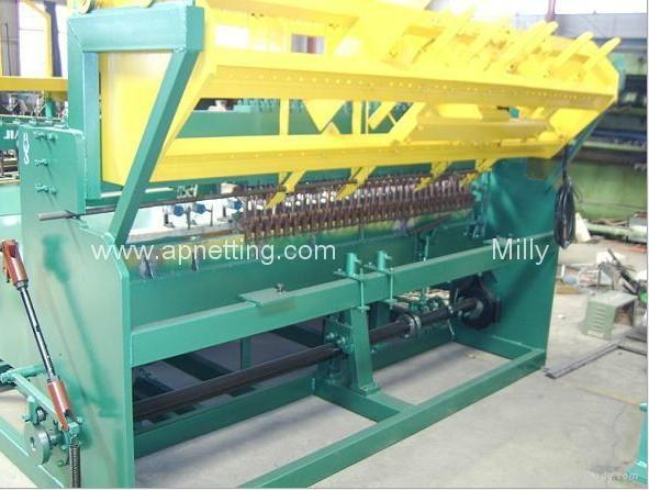 中频数控焊网机  电焊网机 网片机 2