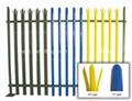 组合式 铁艺小区护栏栅栏 尖桩护栏围栏