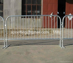 臨時圍欄 臨時護欄 交通 道路防護柵欄專業生產工廠