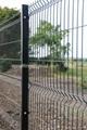 庭院护栏/出口折弯护栏栅栏网/易安装拆卸防护网