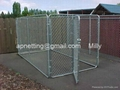 lowes dog kennel runs, outdoor dog run fence panels 1