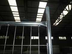 welded mobile fencing temporary fence