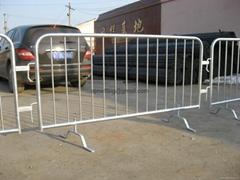 临时护栏 热镀锌临时栅栏 铁马牛栏网